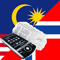 Norwegian Malay Dictionary icon