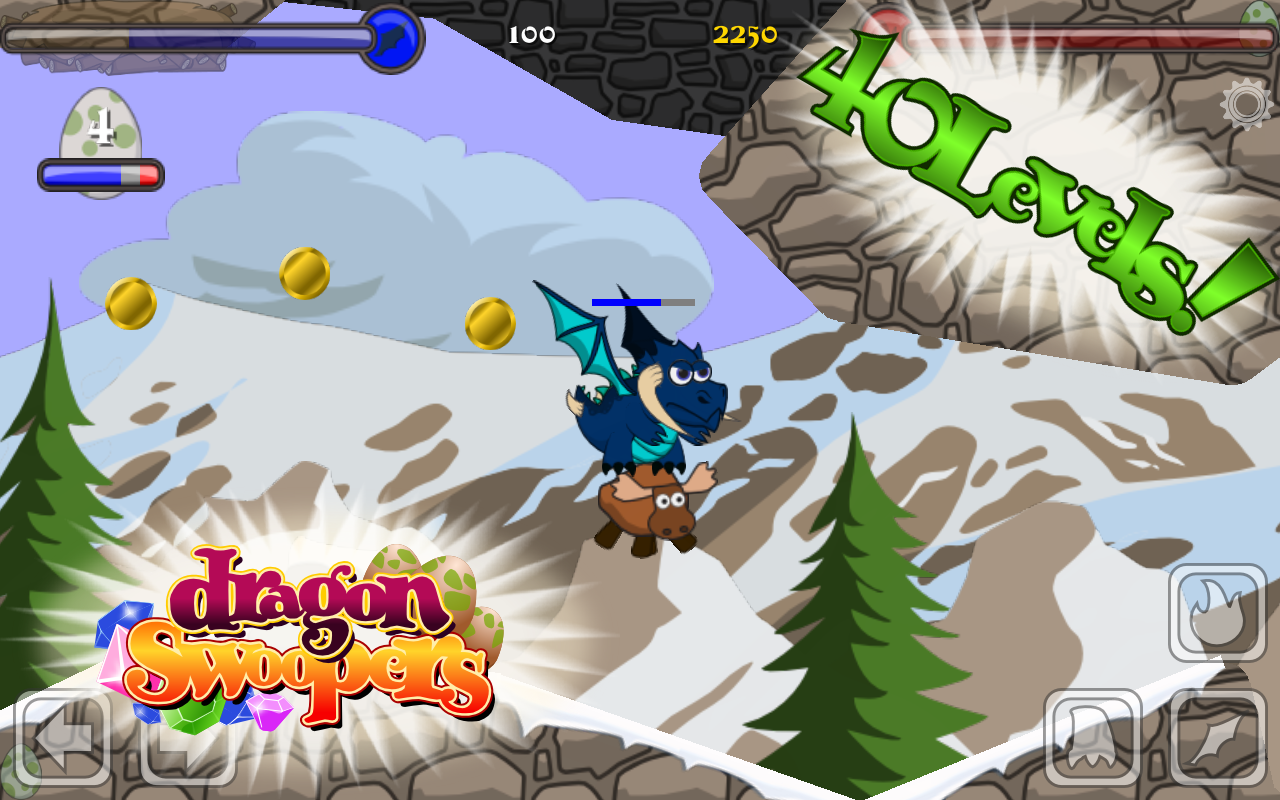 Dragon Swoopers - screenshot