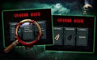 Screenshot of Haunted Manor - Hidden Objects