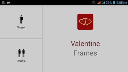 Valetine Frames