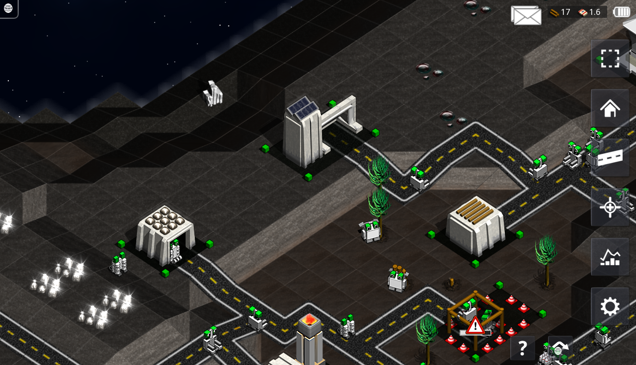 Robotic Planet RTS - screenshot