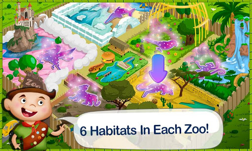 Zoo Keeper - Care For Animals  screenshots 5