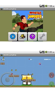 Mobile Jumpboy (Free) - screenshot thumbnail