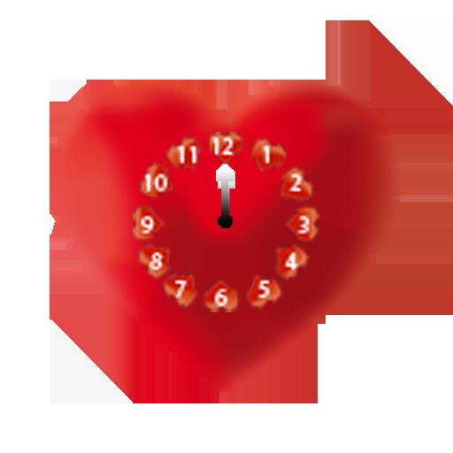 心臟時鐘 天氣 App LOGO-硬是要APP