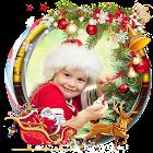Marcos de fotos de Navidad icon