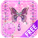 E-Glitter JewelClock-Free icon