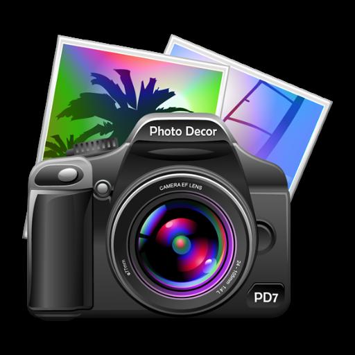 照片装饰 攝影 App LOGO-硬是要APP