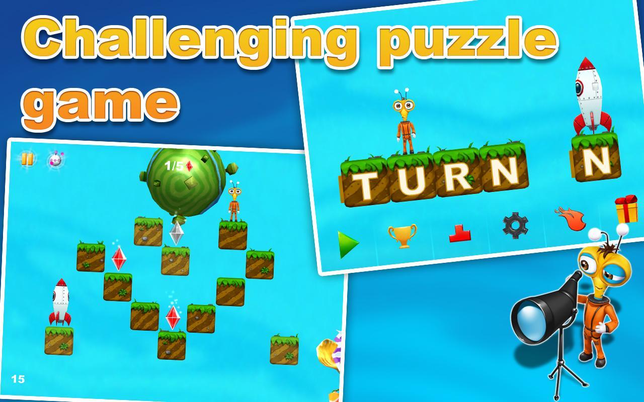 Turn N Run Free- screenshot