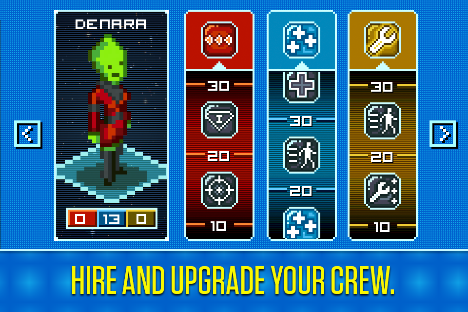 Star Command- screenshot