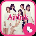 Apink Buzz Launcher Theme icon
