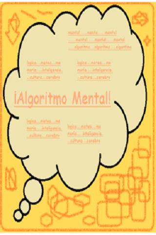 App Algoritmo Mental