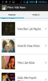 【免費媒體與影片App】Phim Việt Nam-APP點子
