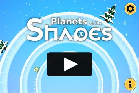 Planets of the Shapes Lite