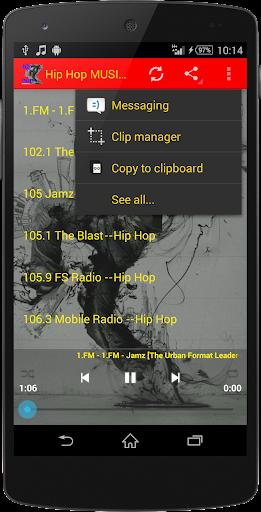 Hip Hop MUSIC Radio WorldWide  screenshots 10