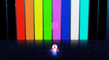 Screenshot of Glowing Space