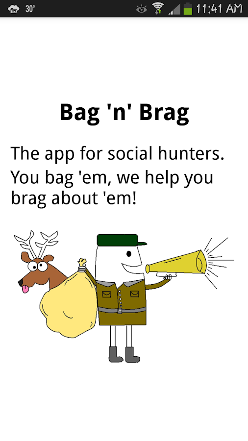 Bag 'n' Brag- screenshot