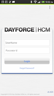 Dayforce HCM - screenshot thumbnail