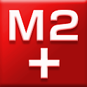 M2Plus Reader logo