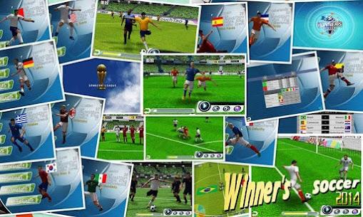 Winner Soccer Evolution MOD 1.7.8 (Unlocked) Apk 1