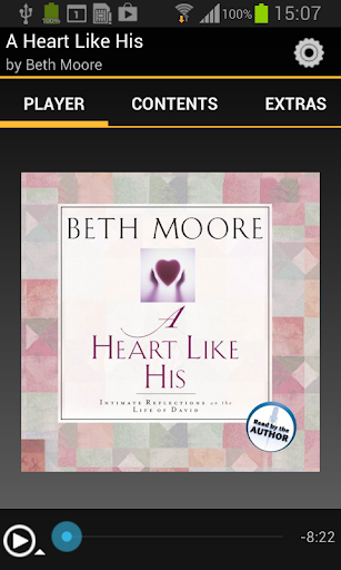 A Heart Like His Beth Moore