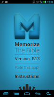 Screenshot of Memorizor - Memorize the Bible