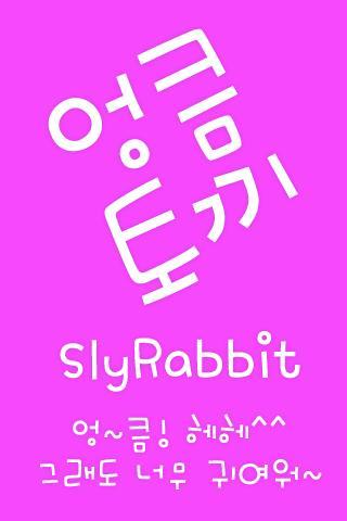 MfSlyRabbit™ Korean Flipfont APK Download - Apkindo co id