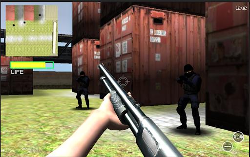 swat 射擊遊戲 射擊