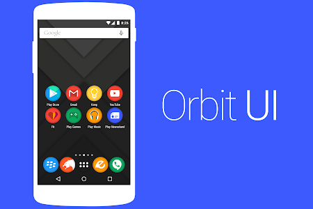 Orbit UI - Icon Pack v1.1.4