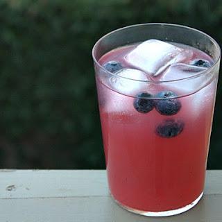 Blueberry Lavender Lemonade.