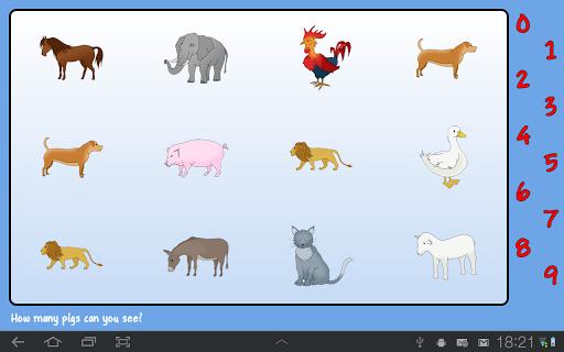 免費下載教育APP|Count: Animals app開箱文|APP開箱王