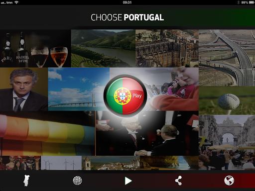 Choose Portugal