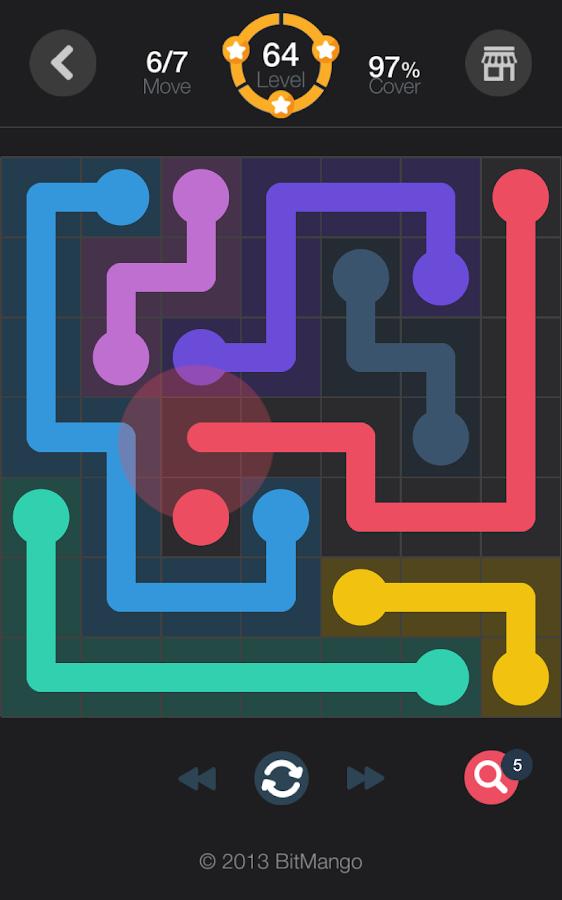 Draw Line: Classic - screenshot