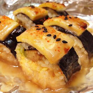 Vegetarian Sushi Rolls Recipes.