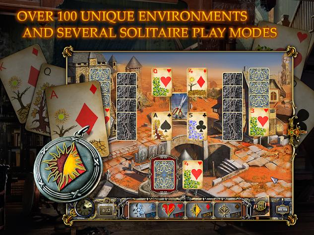 Solitaire: 4 Seasons Screenshot