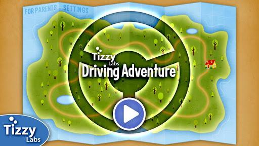 Tizzy 運転アドベンチャー