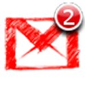 Gmail Unread Count OLD icon