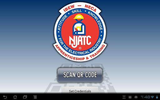 【免費教育App】NJATC QR Scanner-APP點子