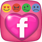 Pop symbol & emoji in facebook