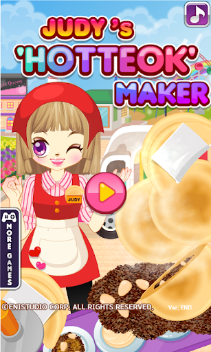 Judy's Hotteok Maker - Cook