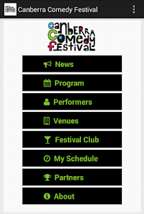 Canberra Comedy Festival- screenshot thumbnail