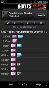 Hoyts Cinemas - screenshot thumbnail