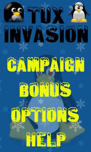 Tux Invasion