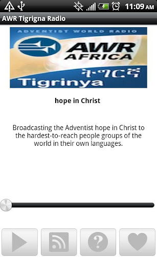 AWR Tigrigna Radio