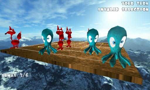Nine Men's Morris 3D