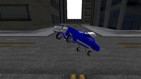 Lowrider Car Game Deluxe- screenshot thumbnail