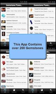 【免費健康App】Gemstone Powers Bible-APP點子