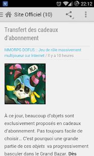Monde Dofus FR 5