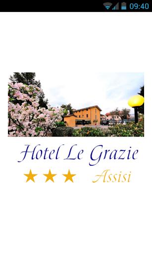 Hotel Le Grazie Assisi