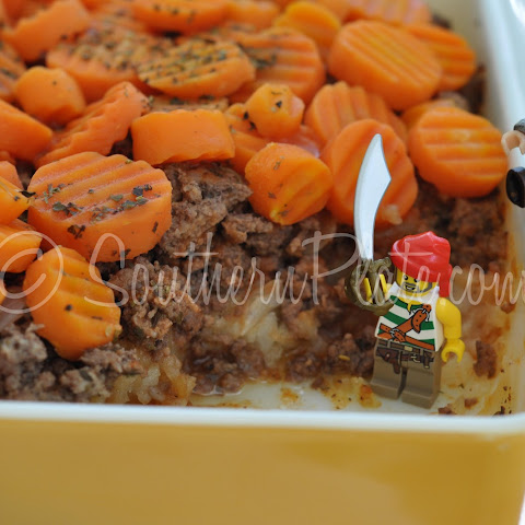 Shipwreck Casserole Layered Differently Than the Others Recept ...