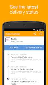 AfterShip Package Tracker v1.0.7